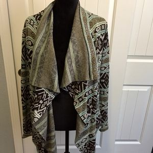 Billabong Aztec Cardigan